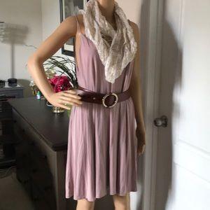 ⚡️FLASH SALE⚡️ H&M Basic Modal V-neck dress